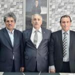 Sakarya  İl Dernekler Müdürü Hurşit Ali ATALI 'yı   ziyaret  ettik