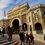 Türkiye'de  Üniversiteler
