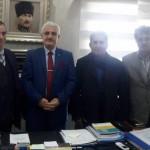 SAKÜDE 'den Sakarya Cumhuriyet Başsavcısı Lütfi Dursun'a Ziyaret