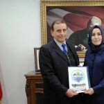 İşte  Başarılı Bürokrat Karapürçek  Kaymakamı Elif Nur Yaman