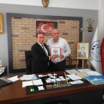 Sakarya Kültür ve Doğal Kaynakları Derneği, Söğütlü Belediye Başkanı Koray Oktay ÖZTEN'i ziyaret etti.