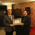 Sakarya Kültür ve Doğal Kaynakları Koruma Derneği Prof. Dr. Hasan Salih SAĞLAMI' ı ziyaret etti.