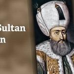 (( 9.cu ))  Osmanlı padişahlarından  Kanuni Sultan Süleyman